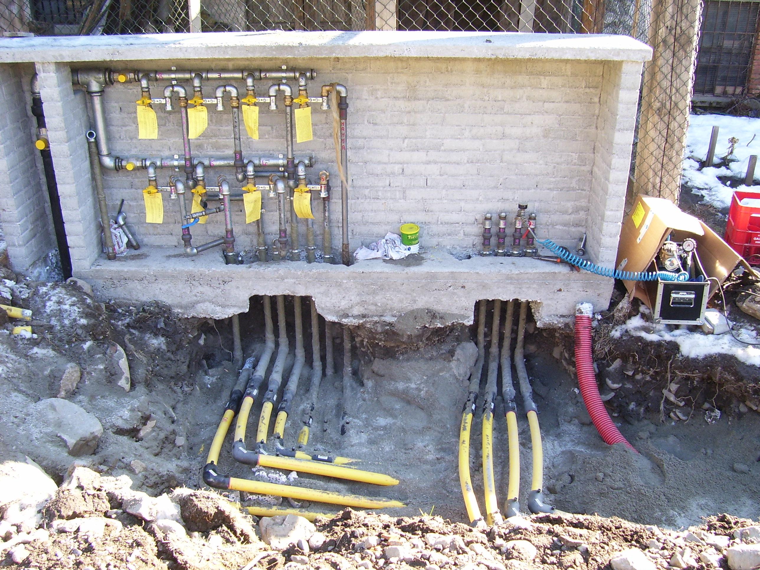 Impianto gas metano - Aerazione cucina gas metano ...